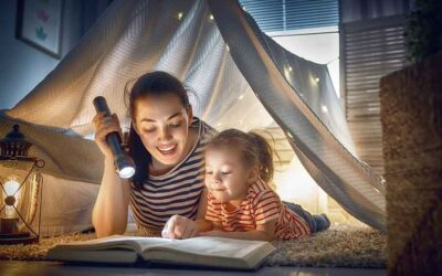 Book Reading to Help Children Learn
